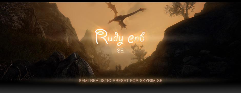 Re-Engaged ENB для Skyrim Legendary Edition Скачать