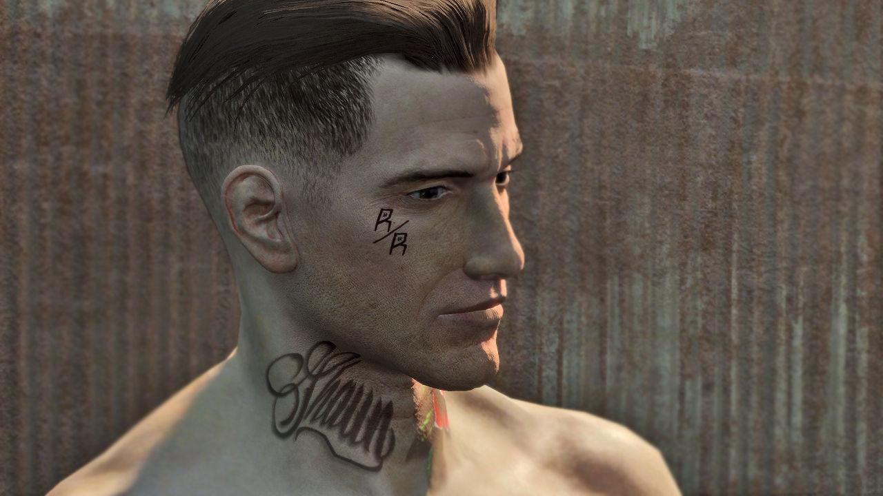 Fallout 4 Nexus Looksmenu Customization