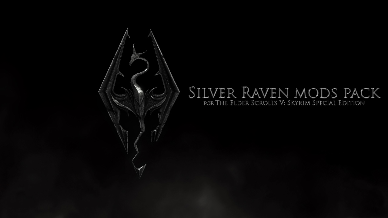 Silver Raven mods pack