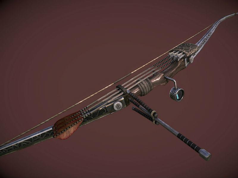 Оружейный пак (SE) / InsanitySorrow Weapons Pack SSE - Оружие