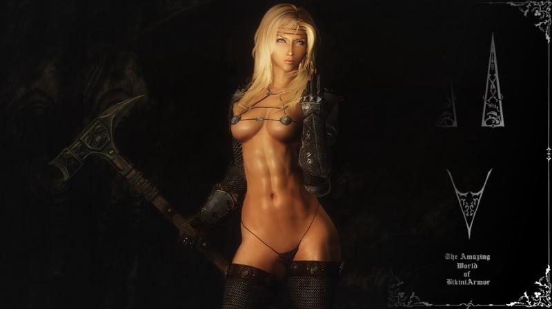 Skyrim Bikini