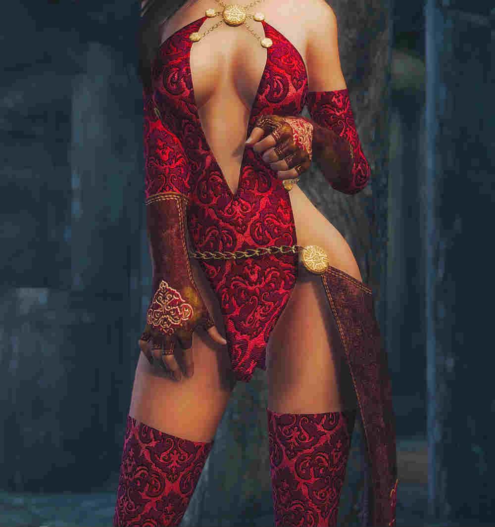 Skyrim Женская Одежда