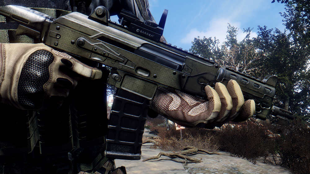 Замена звуков оружия / Towbie's Realistic Firearms