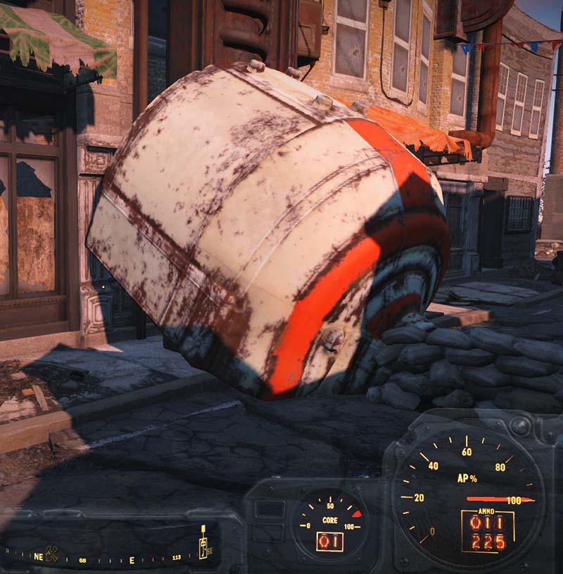 ENB / SweetFX - Fallout 4 - моды для Скайрим, Skyrim SE, Fallout 4