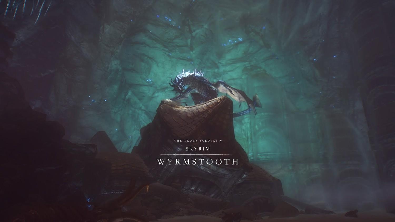 Змеиный зуб (SE) / Wyrmstooth SSE - Квесты - Skyrim SE