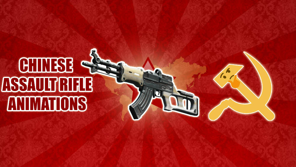 Китайский автомат / Wasteland Melody's Chinese Assault Rifle