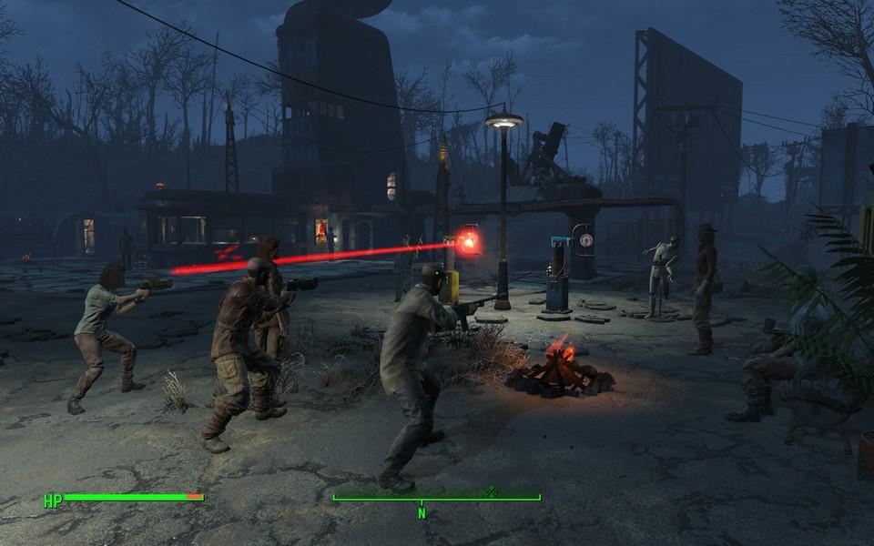 Моды для Fallout 4 - Gamer-mods