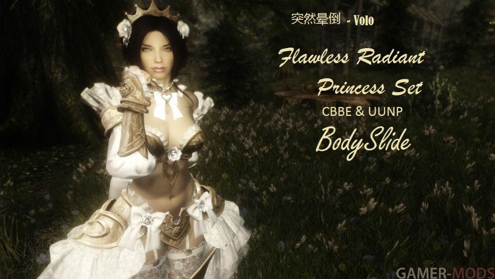 BodySlide and Outfit Studio для Skyrim - Инструментарий - Skyrim LE
