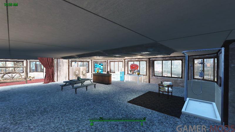 Fallout 4 abandoned shack
