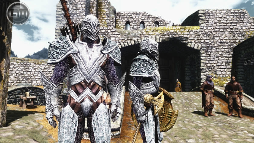 Сератикская броня / Seratic Armor 1.2 для TES V: Skyrim - Скриншот 2