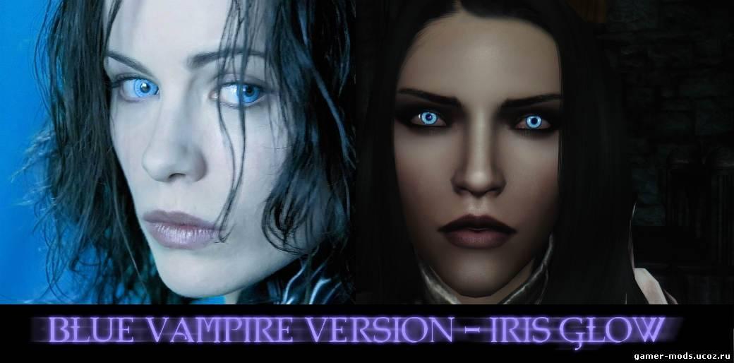 Глаза для вампиров и ликанов / Vampire and Werewolf Eyes
