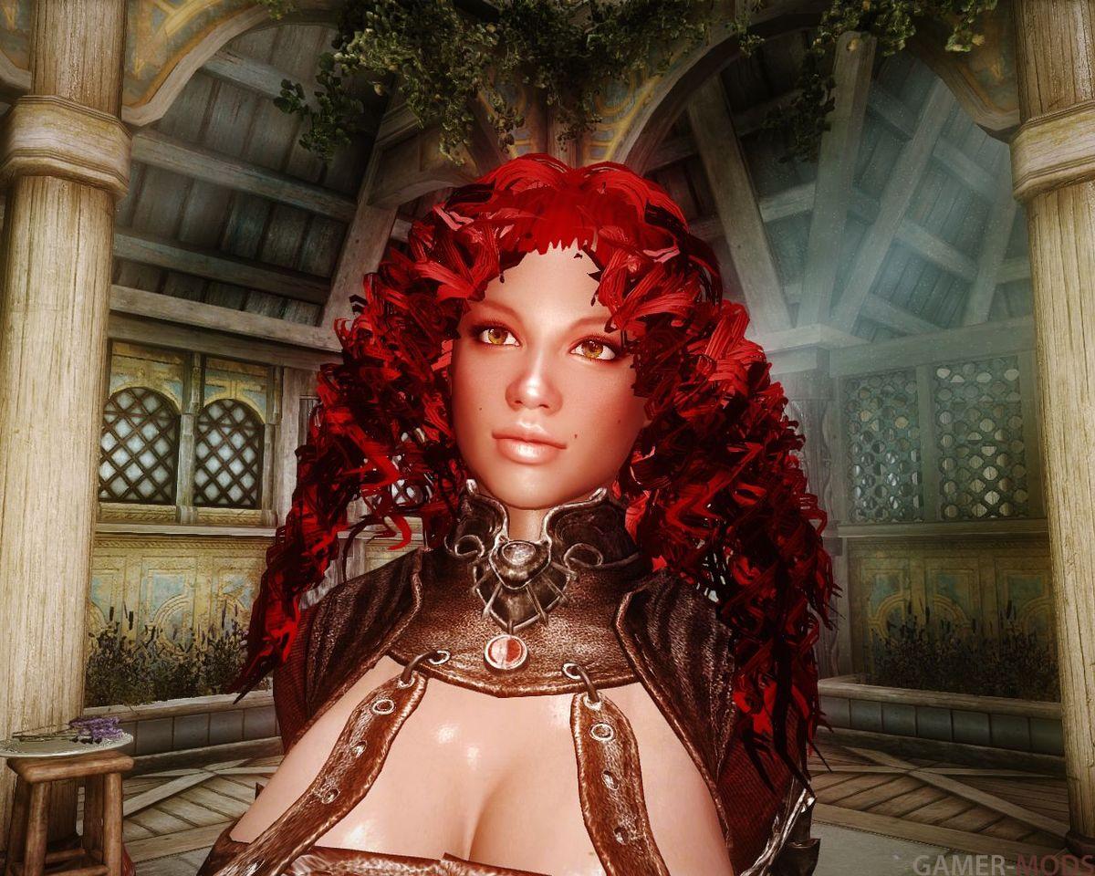 Изменение тела для Skyrim SE - Skyrim SE - моды для Скайрим