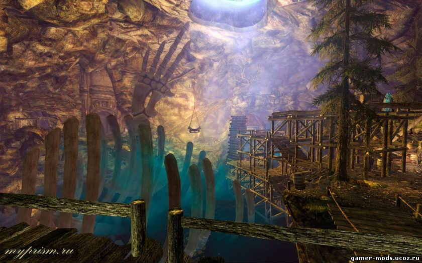 Скайрим Мод Небесный Замок Скачать - фото 10