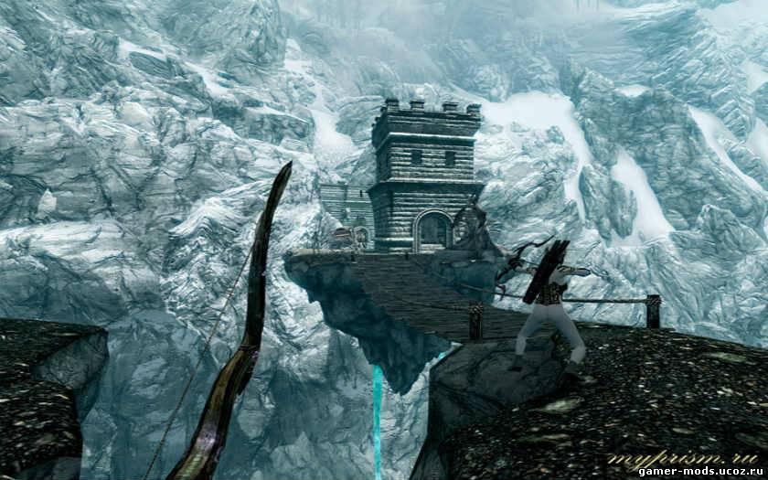 Скайрим Мод Небесный Замок Скачать - фото 6