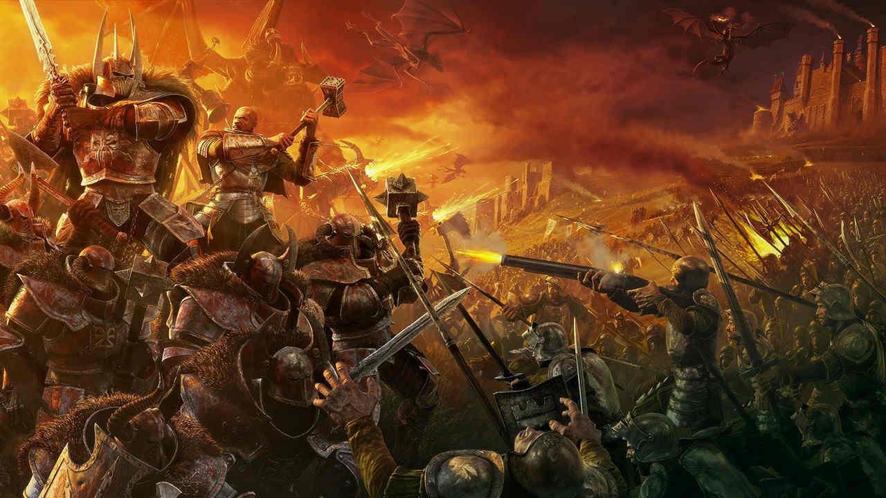 Total War: Warhammer II - Карта с двумя новыми континентами – Gamer-mods
