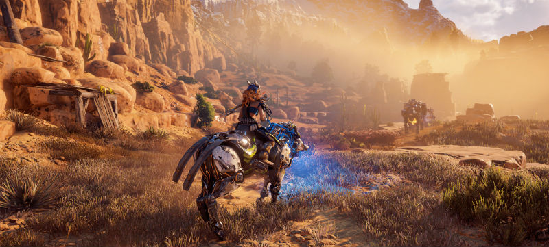 Horizon Zero Dawn выйдет на PC